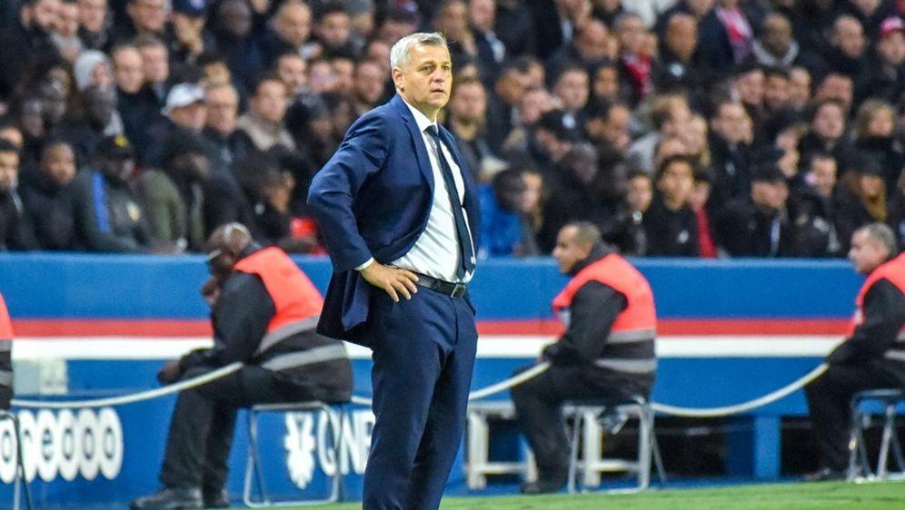 Bruno Genesio wird Lyon zum Ende der Saison verlassen - Bildquelle: PIXATHLONPIXATHLONSID
