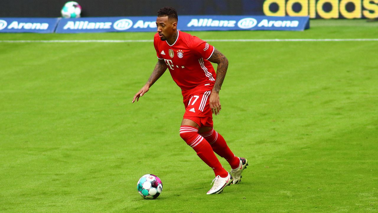 Jerome Boateng (FC Bayern München) - Bildquelle: Imago Images