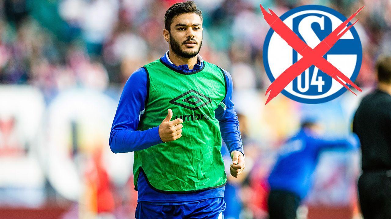 Ozan Kabak (FC Schalke 04) - Bildquelle: imago images/Hartmut Bösener