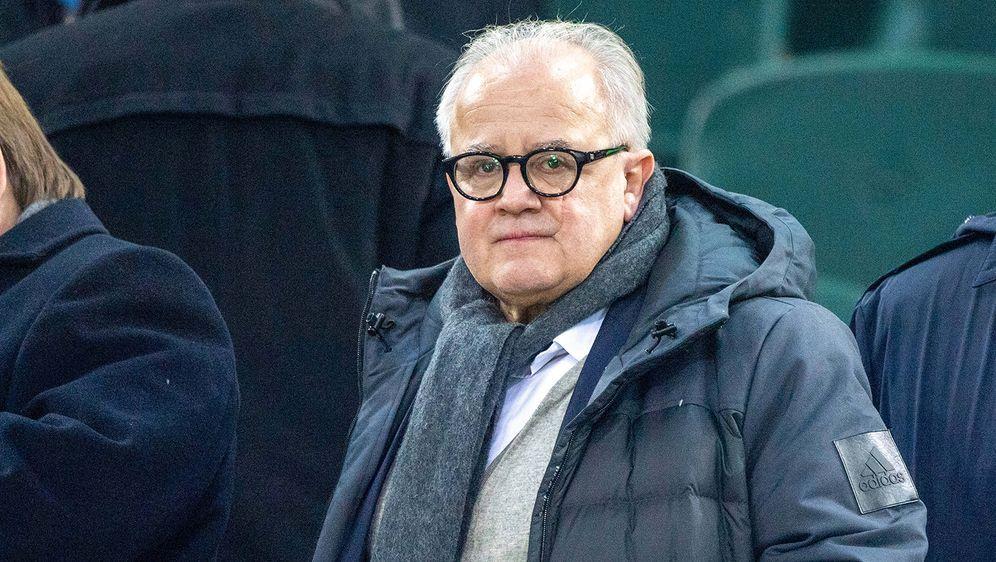 Das Urteil im Verfahren gegen DFB-Präsident Keller wurde vertagt. - Bildquelle: AFPSIDMAJA HITIJ