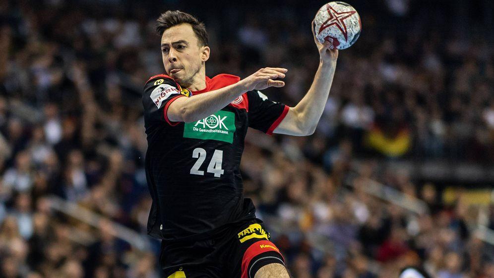 Für Deutschland geht es im vierten Gruppenspiel der Handball-Weltmeisterscha... - Bildquelle: imago/Andreas Gora