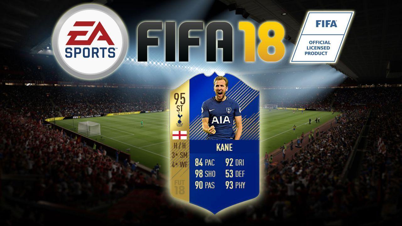 Harry Kane - Bildquelle: EA Sports