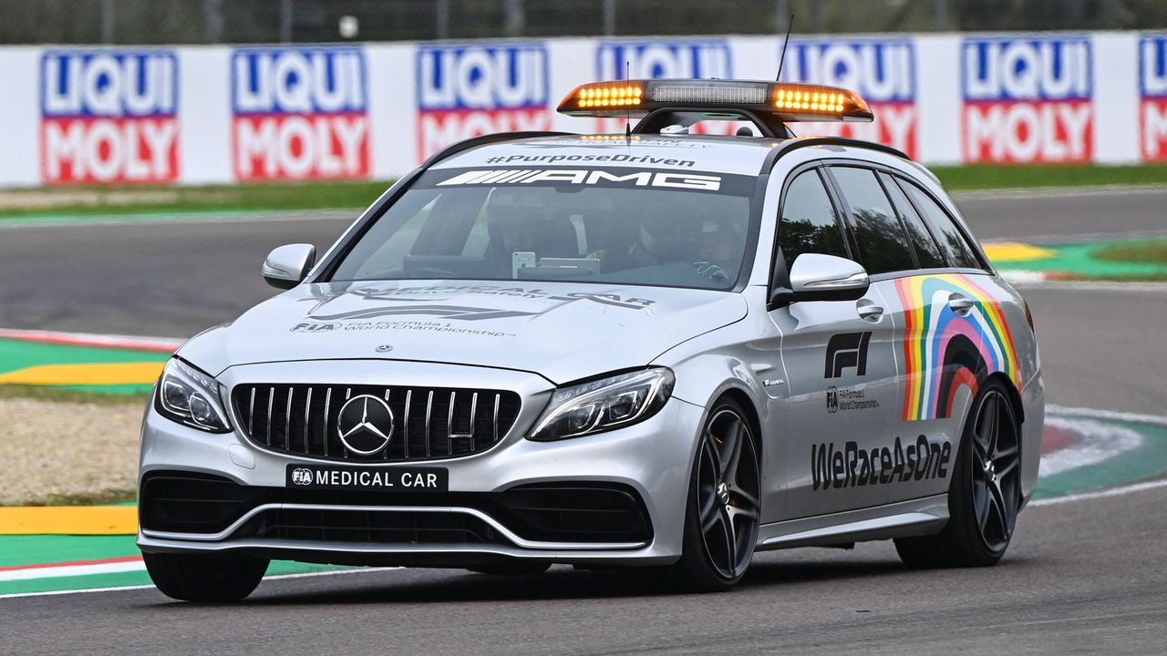 Das Medical Car - Bildquelle: imago images/Motorsport Images