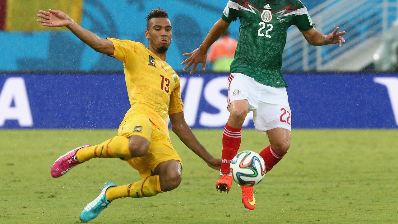 Wichtige Stütze in Kameruns Nationalmannschaft - Bildquelle: 2014 Getty Images
