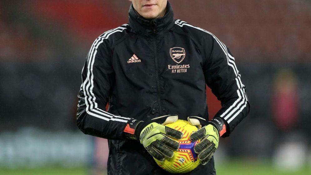 Leno will mit dem FC Arsenal die Europa League gewinnen - Bildquelle: AFPSIDNAOMI BAKER