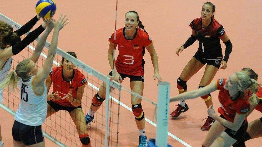 Vor EM: Niederlage für die deutschen Volleyballerinnen - Bildquelle: CEVCEVCEV