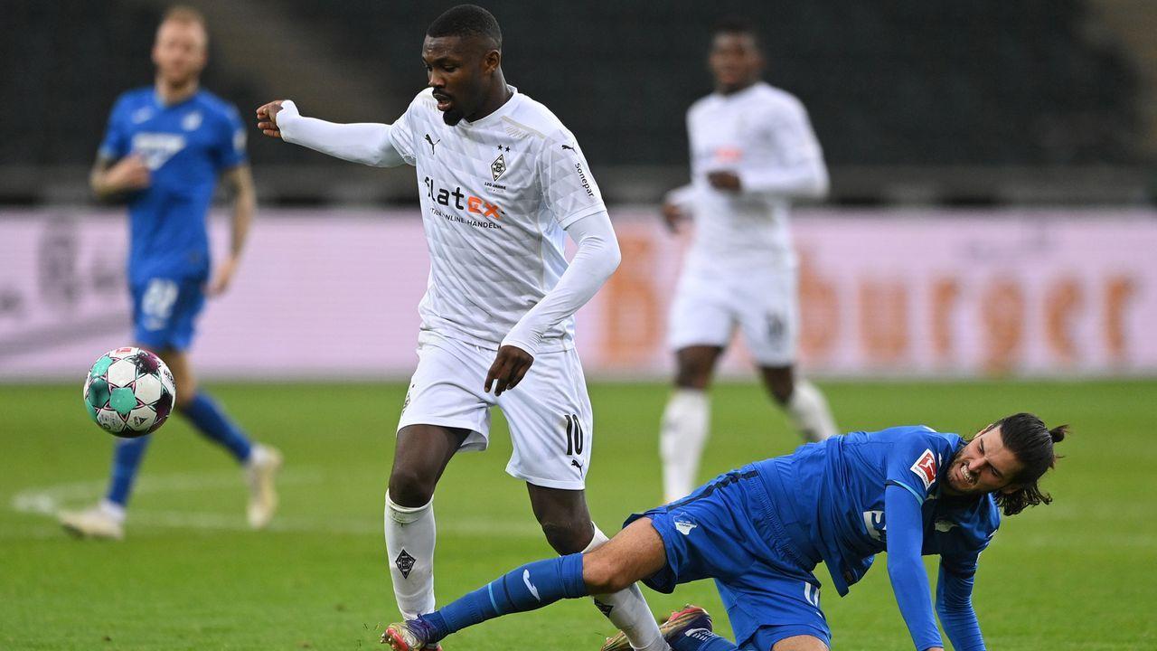 Marcus Thuram (Borussia Mönchengladbach) - Bildquelle: 2020 Getty Images