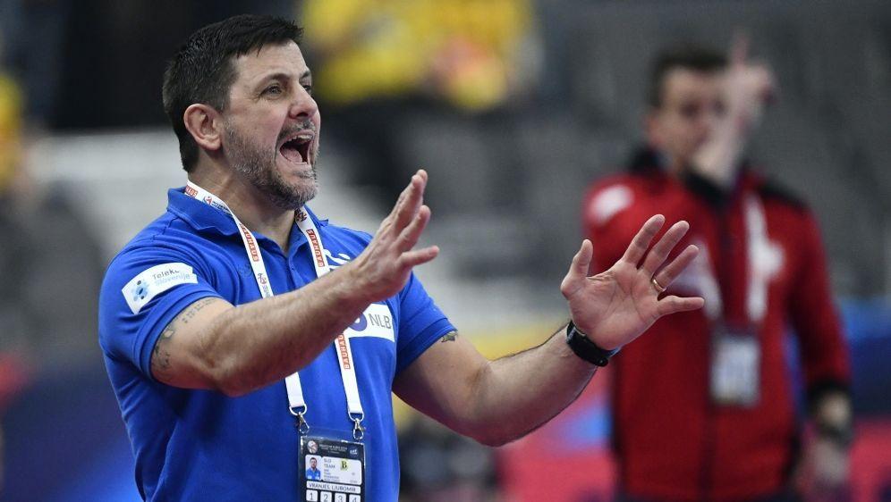 Ljubomir Vranjes war nach Sieg gegen Schweden gerührt - Bildquelle: AFPSIDBJORN LARSSON ROSVALL