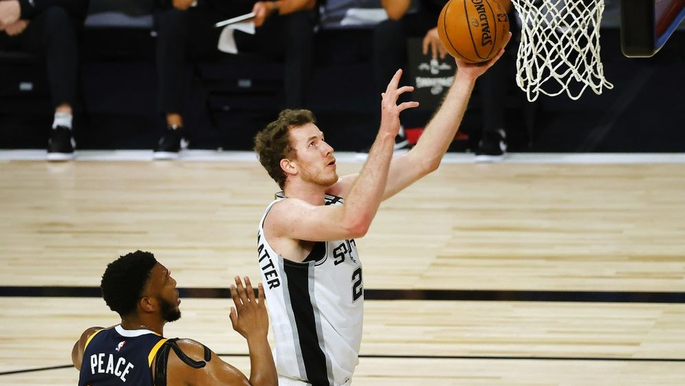 Jakob Pöltl verlängert bei den San Antonio Spurs - Bildquelle: AFPGETTY SIDKevin C. Cox