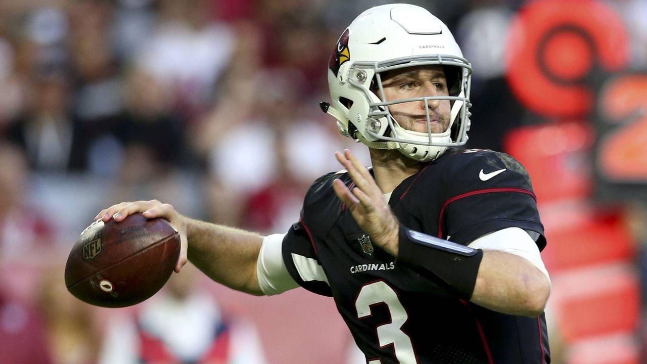 Pick 10: Josh Rosen (Quarterback, Arizona Cardinals) - Bildquelle: imago/Icon SMI