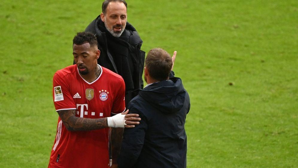 Boateng und Bayern trennen sich im Sommer - Bildquelle: AFPPOOLSIDMATTHIAS BALK