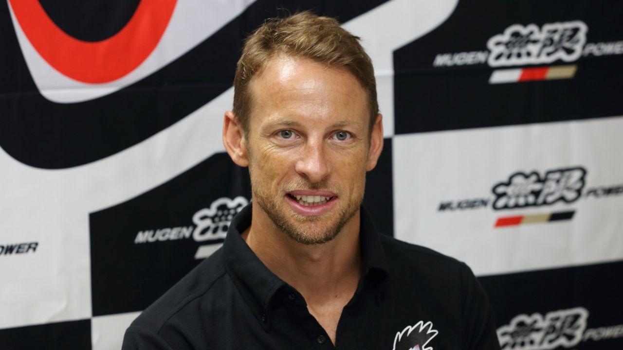 Jenson Button - Bildquelle: LAT