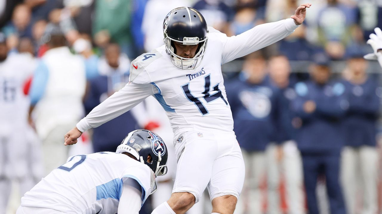 Verlierer: Randy Bullock (Tennessee Titans) - Bildquelle: Getty Images