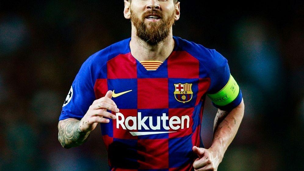Lionel Messi fühlte sich schlecht behandelt - Bildquelle: PIXATHLONPIXATHLONSID