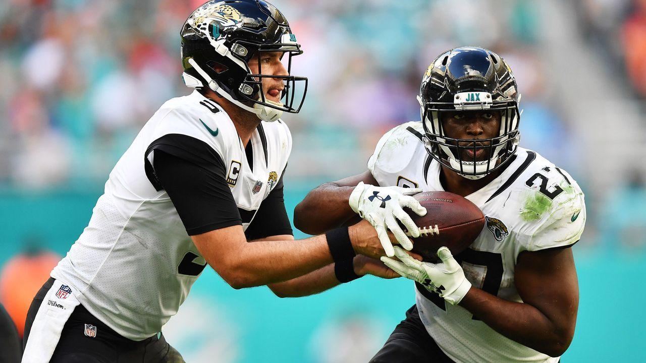 Jacksonville Jaguars - Bildquelle: 2018 Getty Images