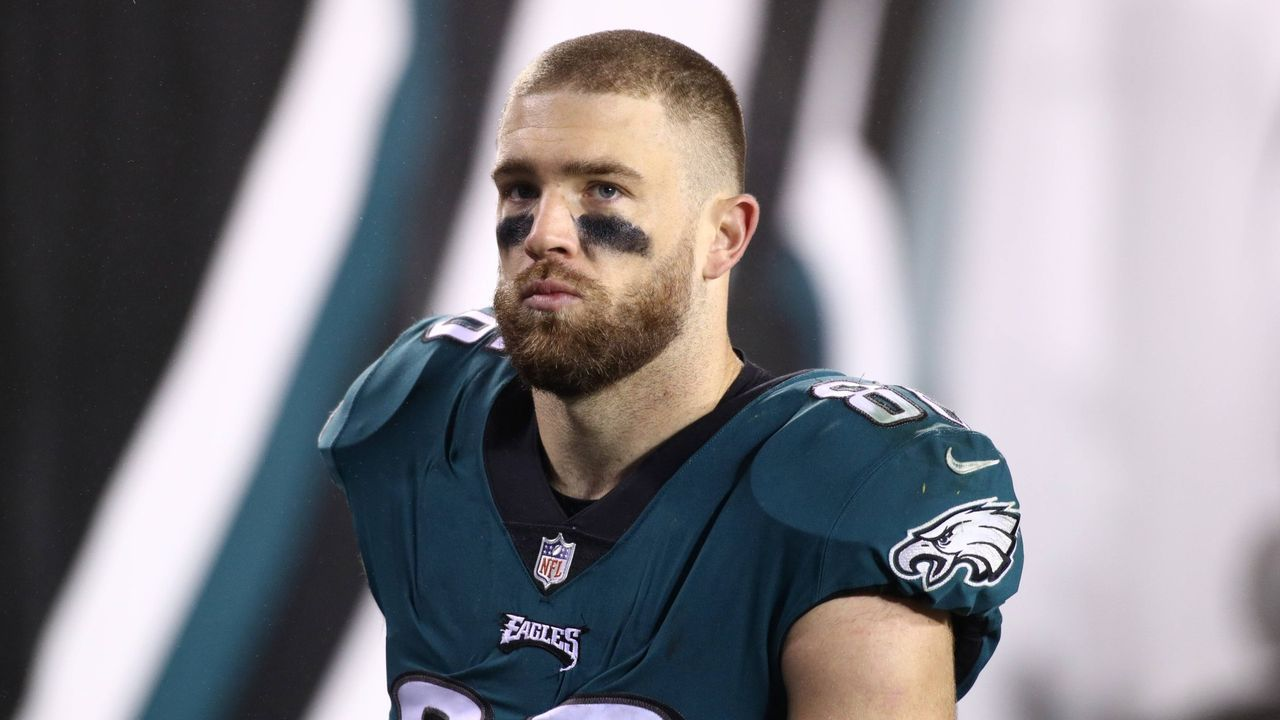 Zach Ertz (Philadelphia Eagles)  - Bildquelle: imago