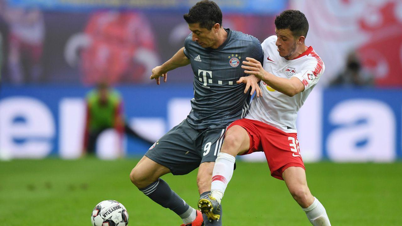 Saison 2018/19: Bundesliga und DFB-Pokalfinalist - Bildquelle: 2019 Getty Images