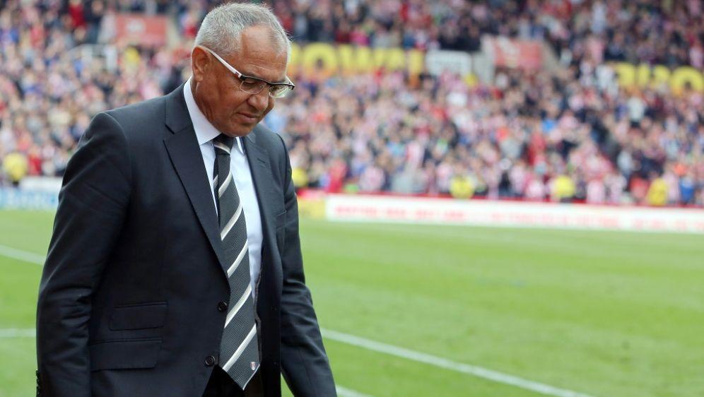 Magath kritisiert die Bundesligisten - Bildquelle: AFPSIDGEOFF CADDICK