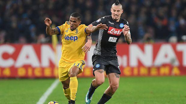 Juventus Turin Gegen SSC Neapel