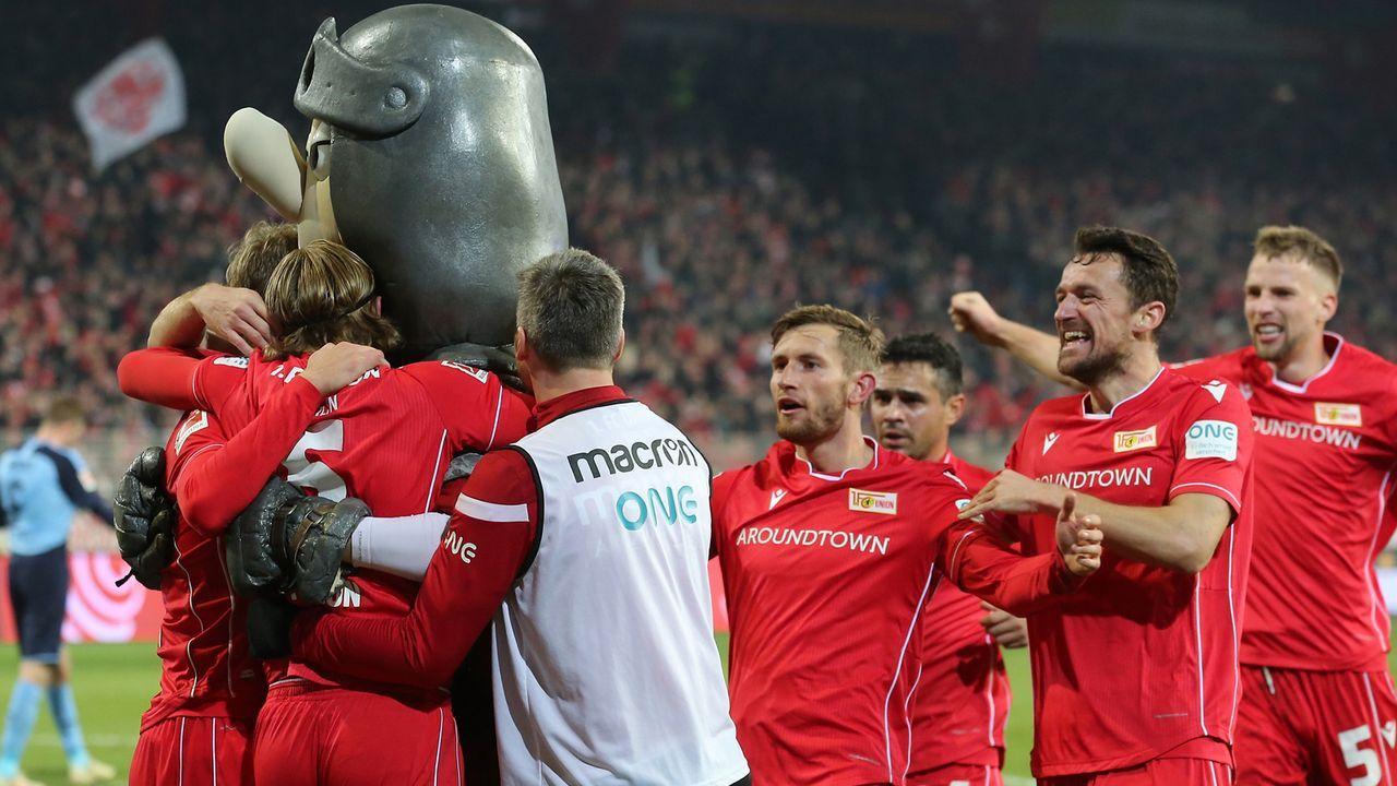 Gewinner: Union Berlin - Bildquelle: 2019 Getty Images