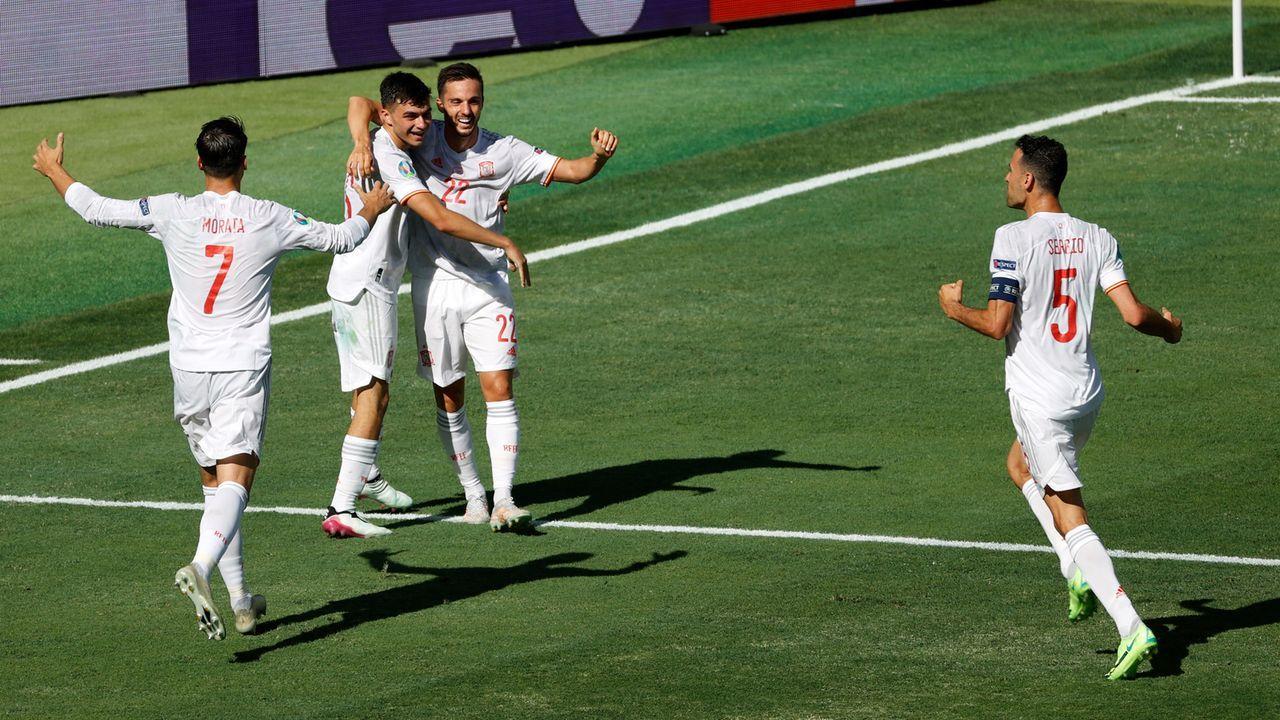 5 Gründe, warum Spanien Europameister werden kann - Bildquelle: 2021 Getty Images