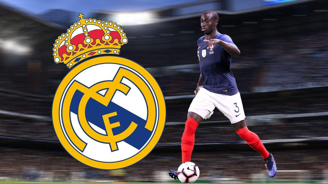 Ferland Mendy (Real Madrid)  - Bildquelle: Imago