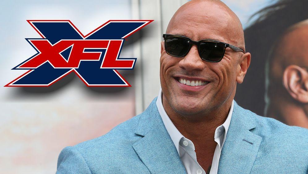 "Dwayne ""The Rock"" Johnson spielte selbst College-Football. - Bildquelle: imago images/Picturelux"
