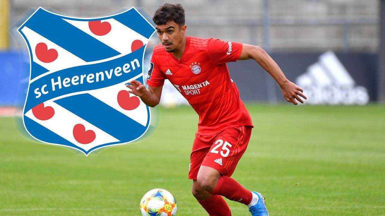 Oliver Batista-Meier (SC Heerenveen) - Bildquelle: 2020 imago