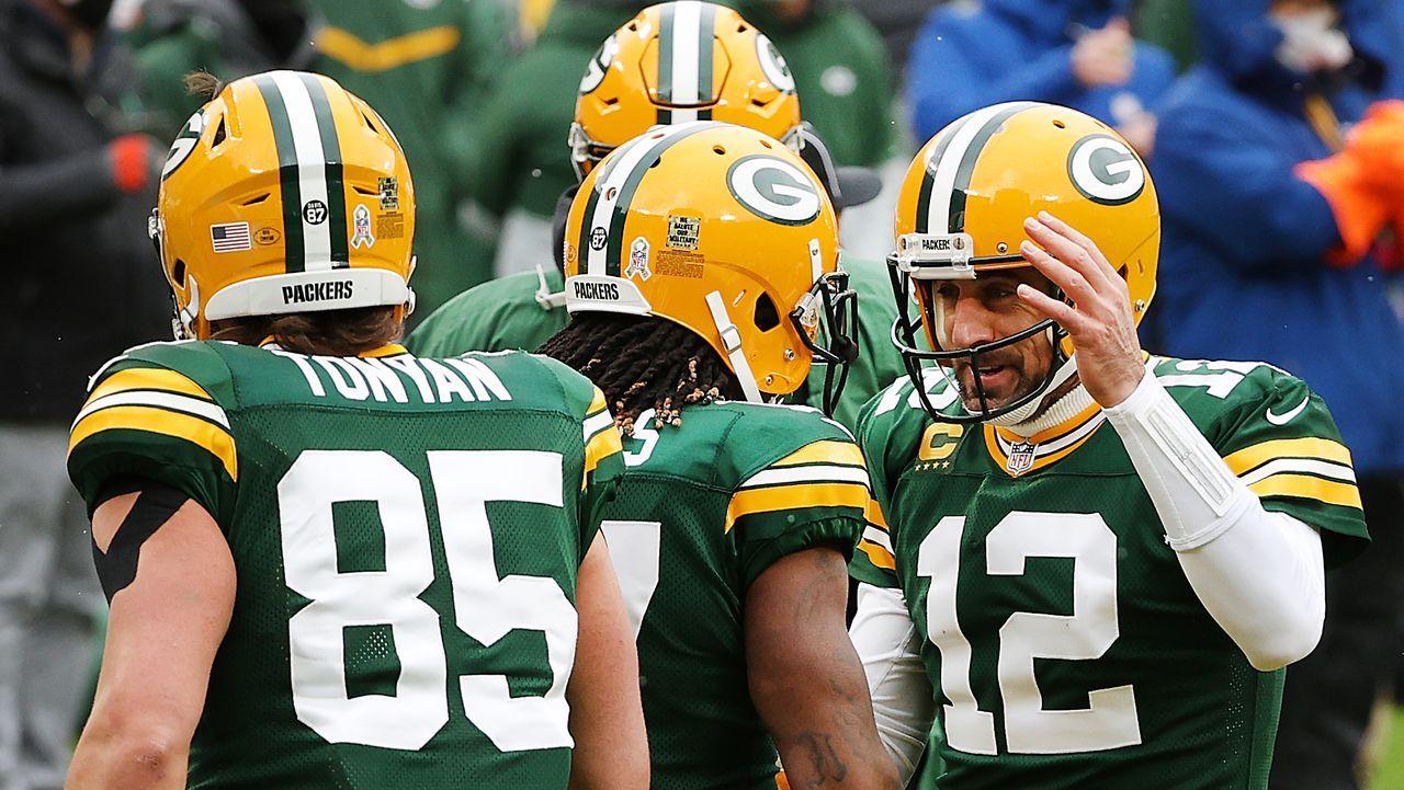 Green Bay Packers - Bildquelle: 2020 Getty Images