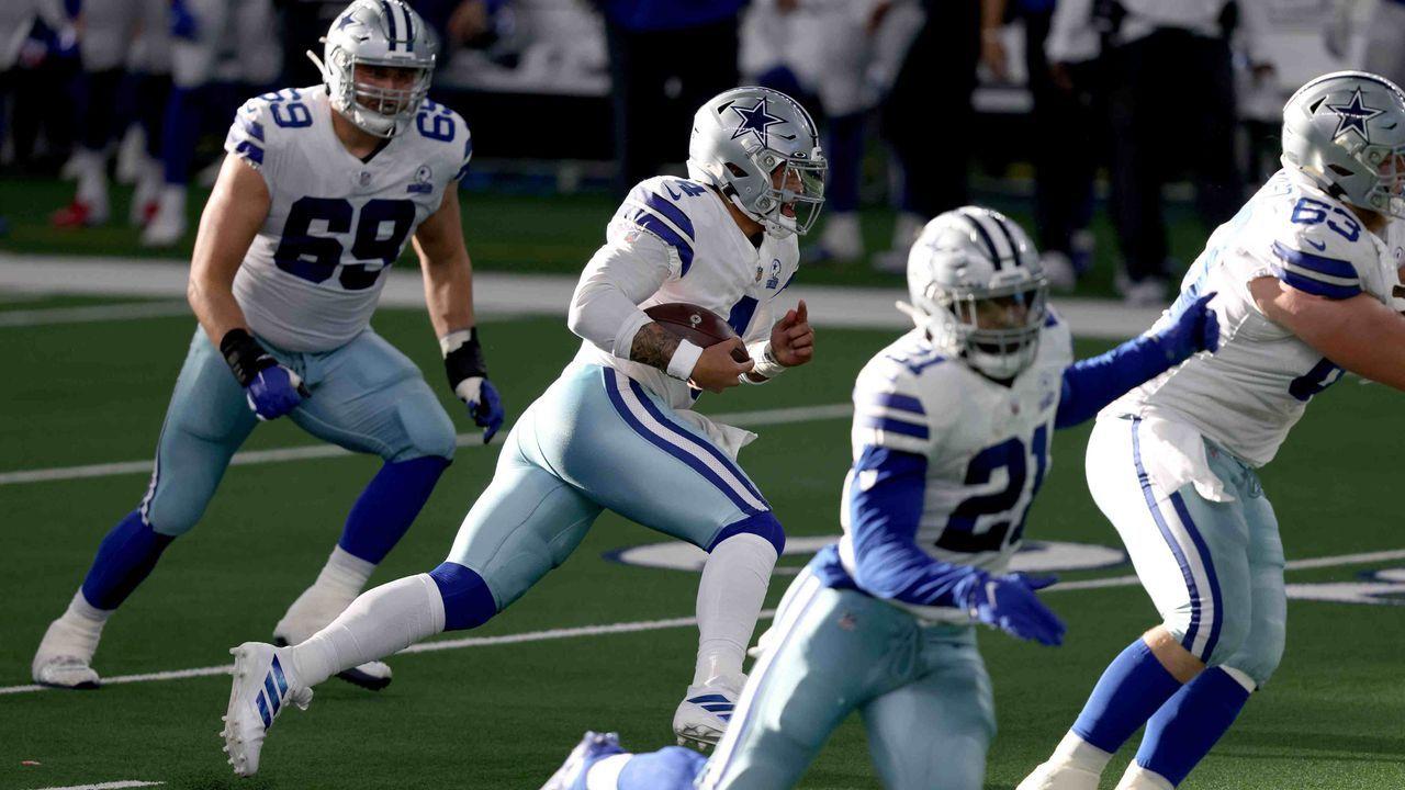 NFC East: Dallas Cowboys  - Bildquelle: getty