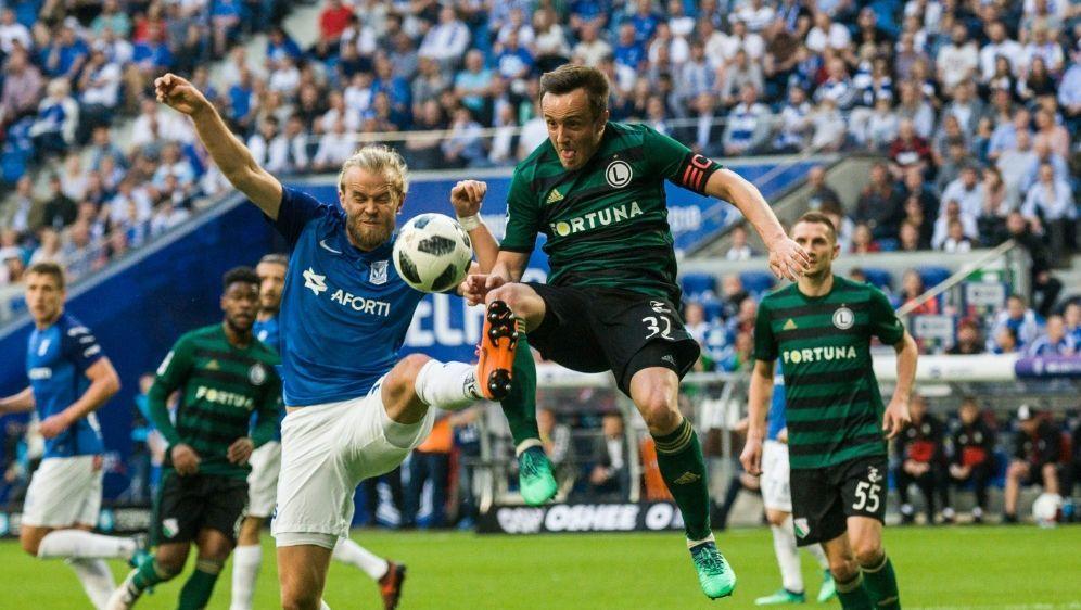 In Polen dürfen Fans Mitte Juni wieder ins Stadion - Bildquelle: PIXATHLONPIXATHLONSID