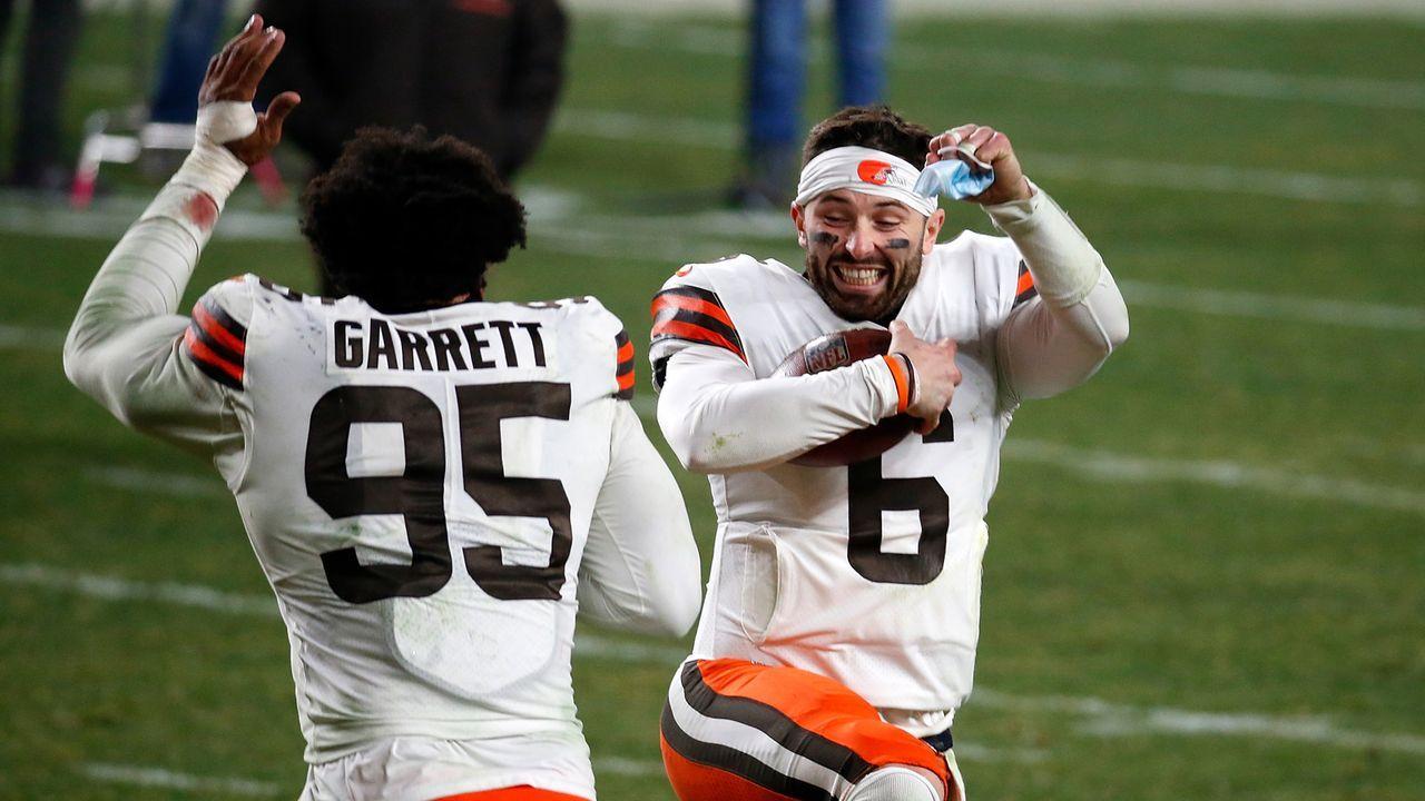 Platz 21 (geteilt): Cleveland Browns - Bildquelle: 2021 Getty Images