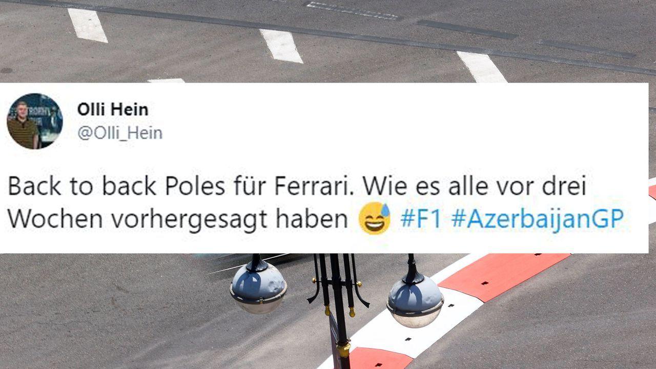 Ferrari-Aufschwung überrascht - Bildquelle: imago images/HochZwei