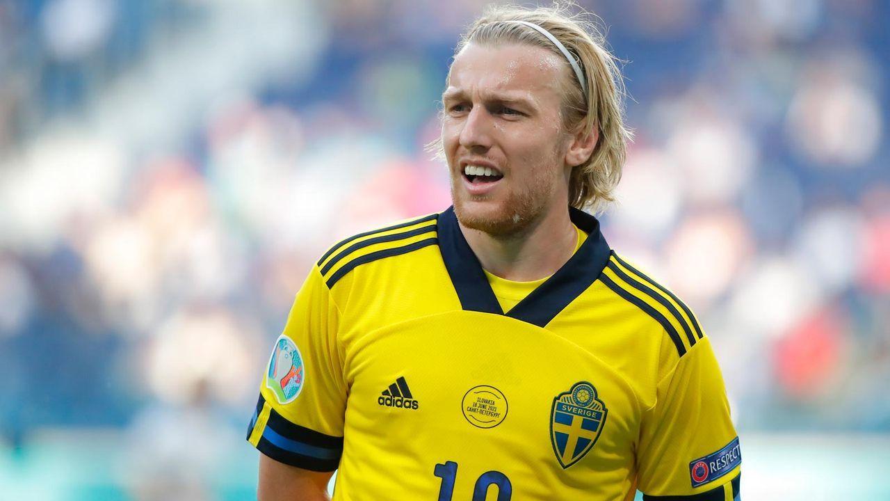 Gruppe E: Schweden ... (4 Punkte/1:0 Tore) - Bildquelle: getty
