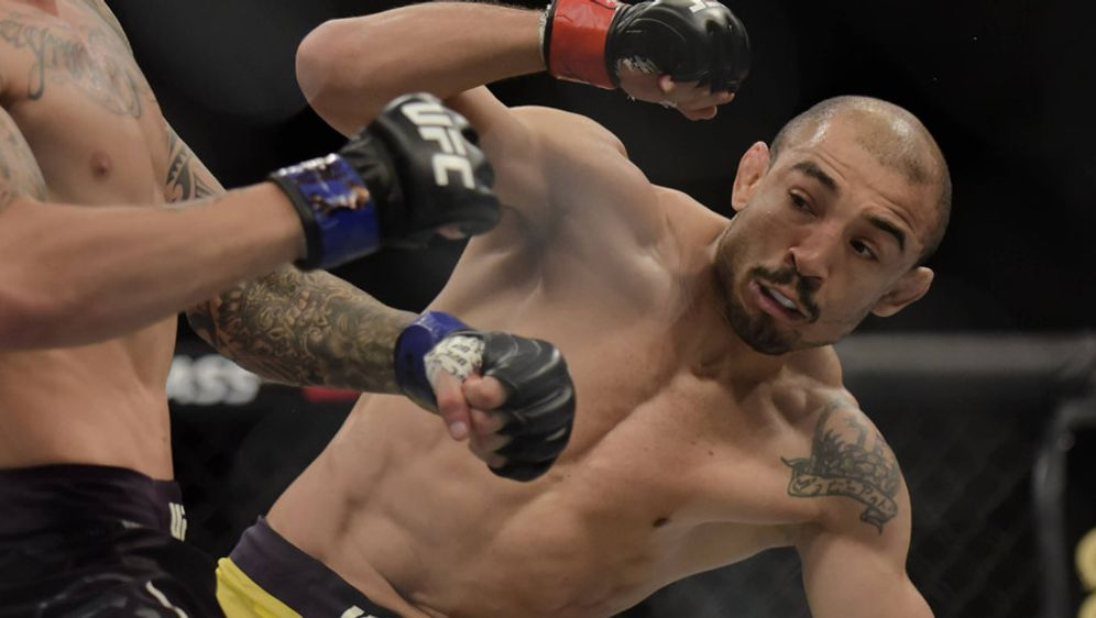 Jose Aldo will noch einmal den UFC-Gürtel im Federgewicht holen - Bildquelle: imago