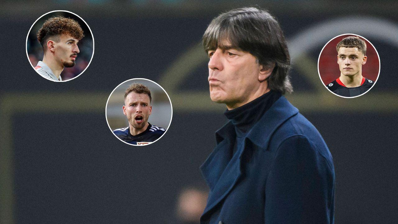 Mögliche Kandidaten für den DFB-Kader - Bildquelle: Imago Images/Imago Images/Imago Images/Imago Images
