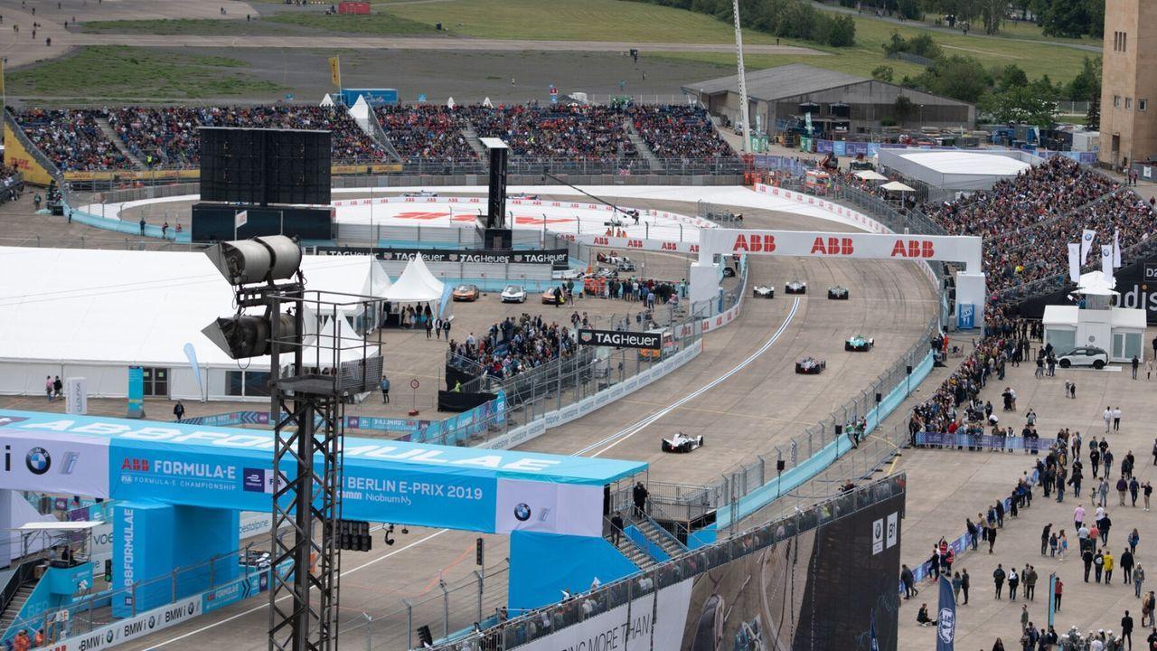 Berlin (Deutschland) - 14. und 15. August 2021 - Bildquelle: Motorsport Images