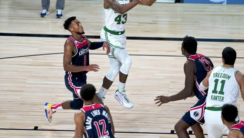Boston verliert letztes Spiel vor den NBA-Play-offs - Bildquelle: AFPGETTY SID