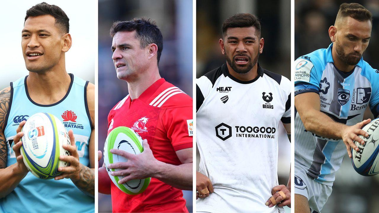 Die bestbezahlten Rugby-Stars  - Bildquelle: Imago/Getty