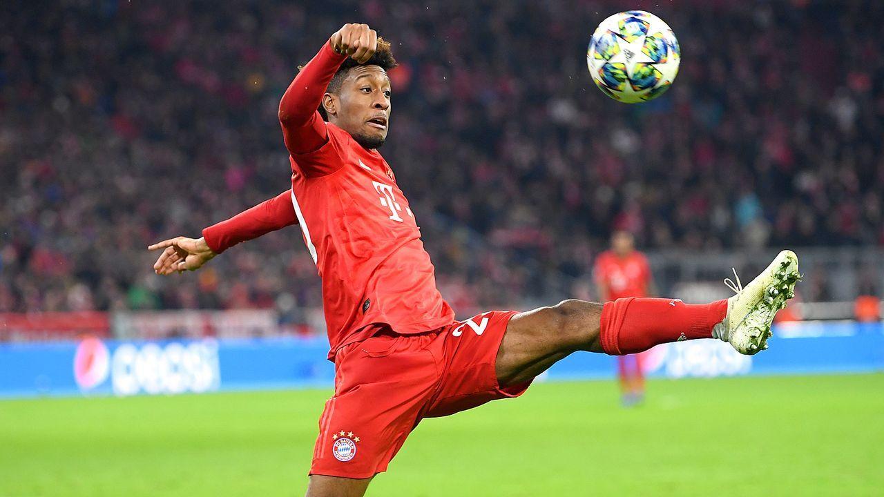 Kingsley Coman (Bayern München) - Bildquelle: getty