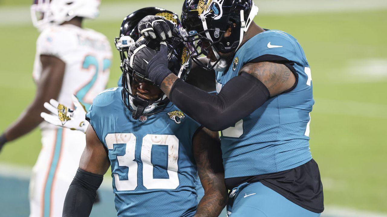 Jacksonville Jaguars - Bildquelle: Getty Images
