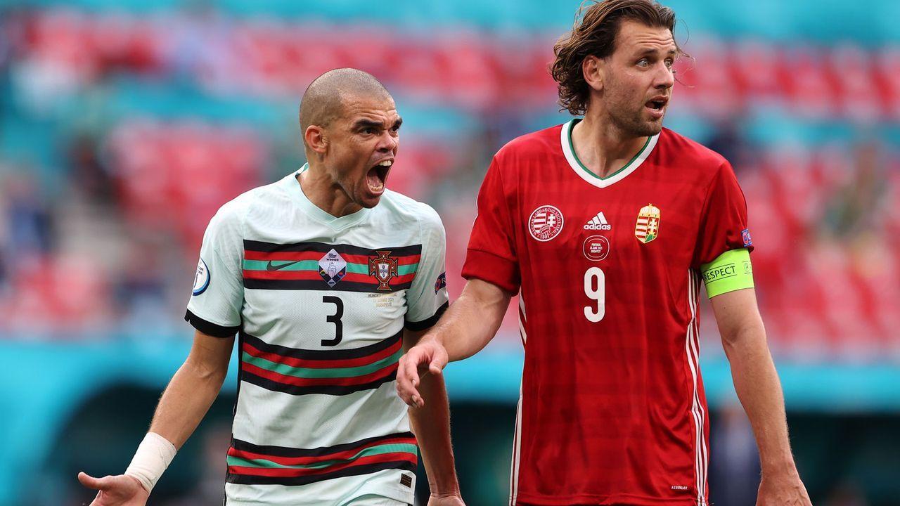 Schimpftirade auf portugiesisch - Bildquelle: Getty Images