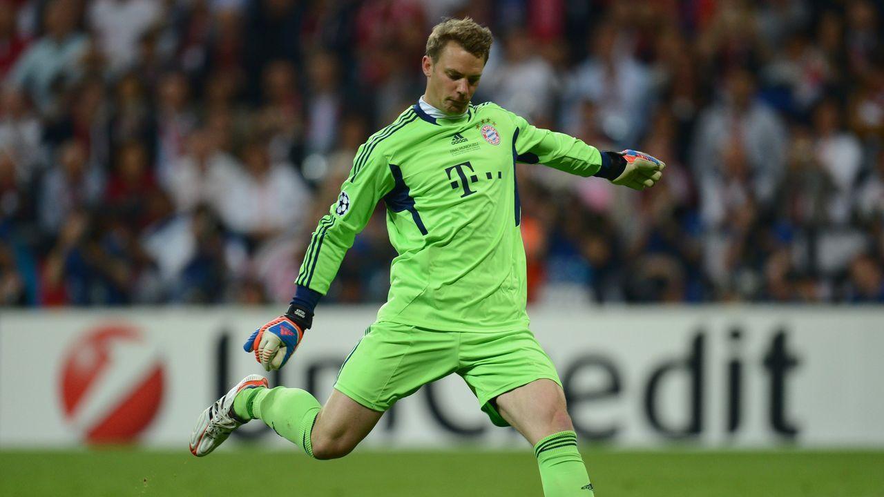Manuel Neuer - Bildquelle: 2012 Getty Images