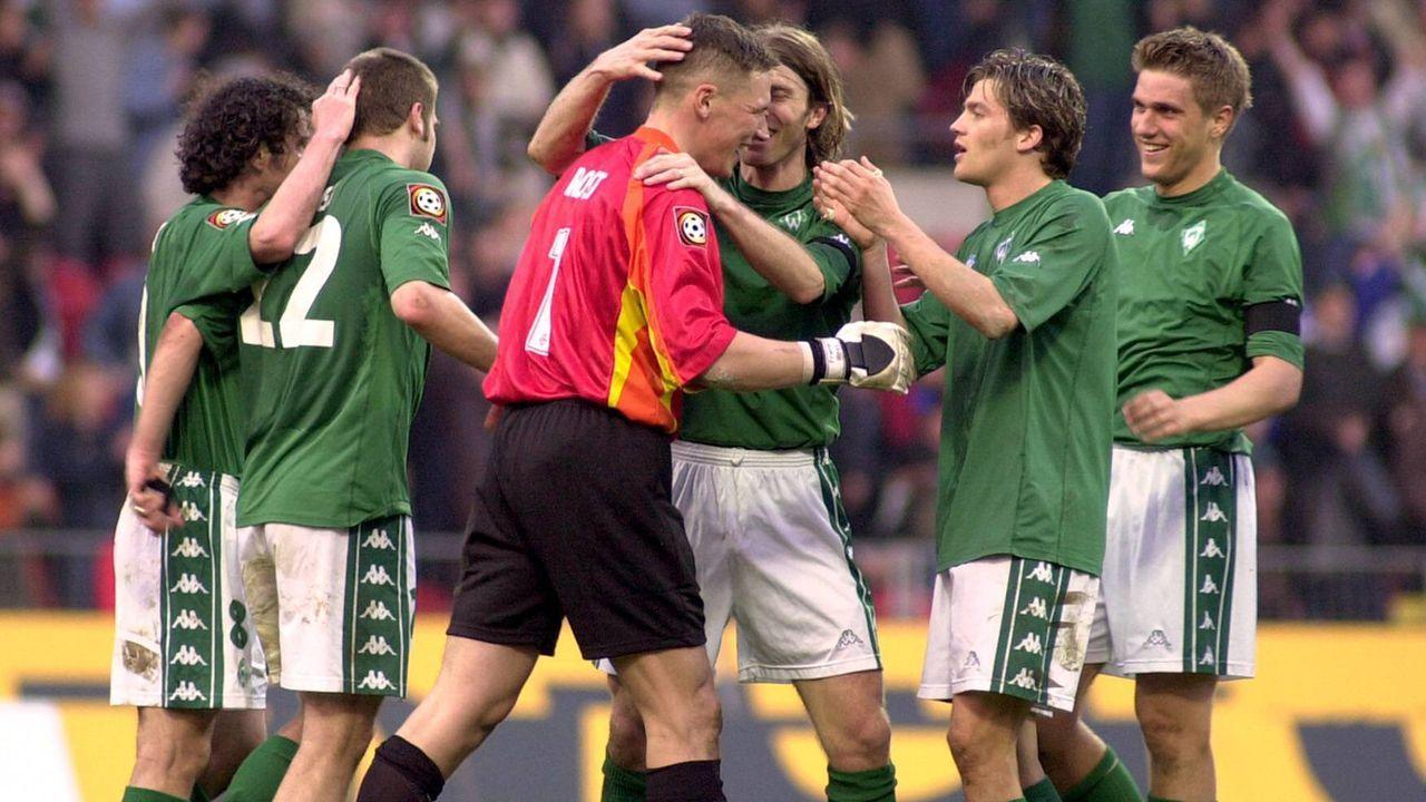 Frank Rost (SV Werder Bremen) - Bildquelle: imago/pmk