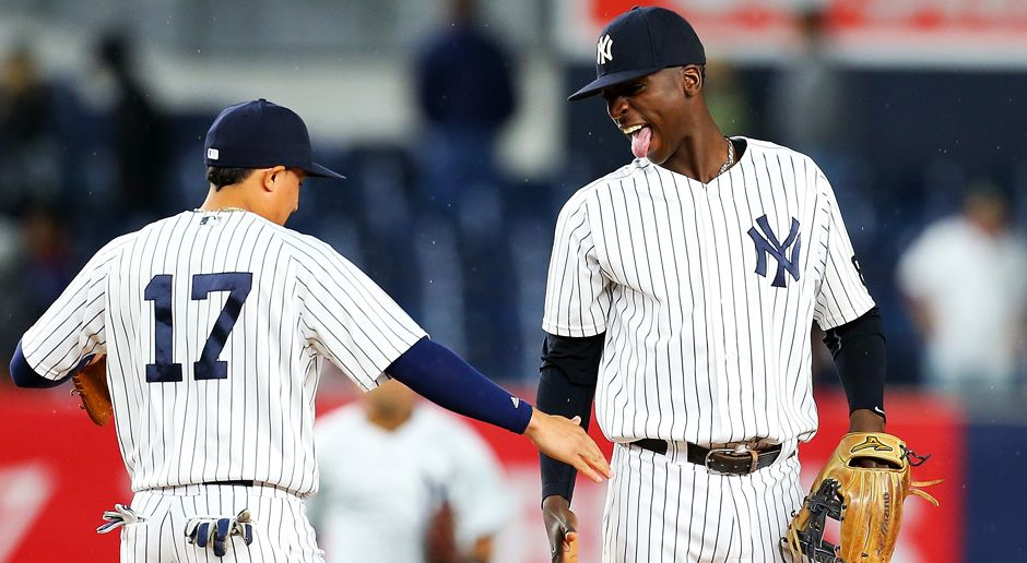 Platz 2: New York Yankees (Baseball) - Bildquelle: getty images
