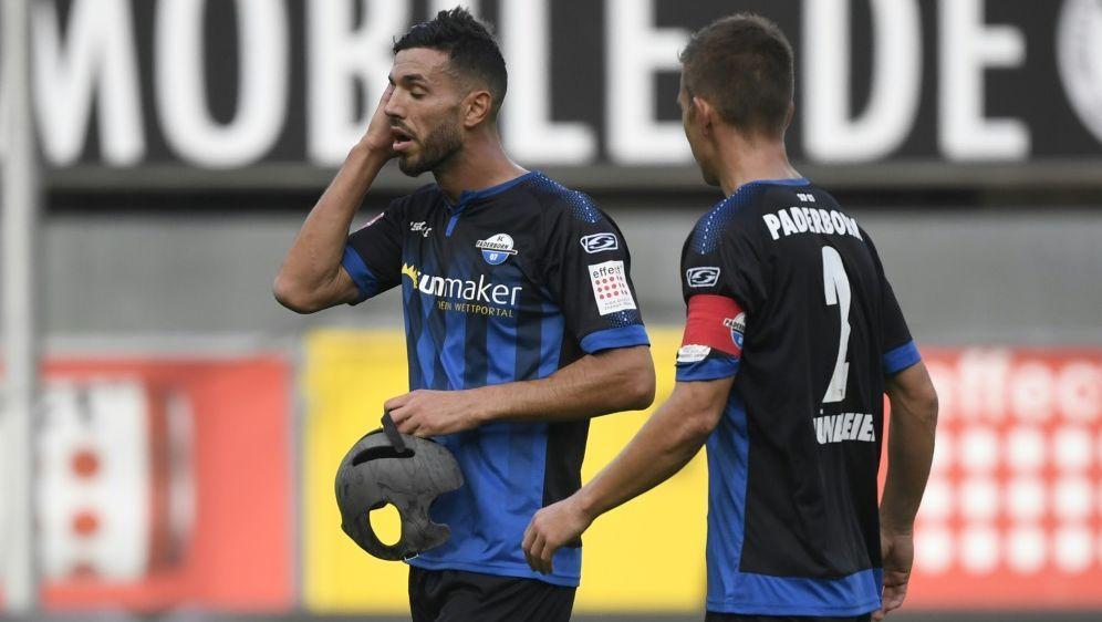 Paderborn ohne Testspielerfolg - Bildquelle: AFPSIDINA FASSBENDER