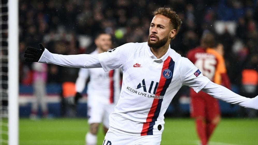 Neymar braucht nur Fußball, um glücklich zu sein - Bildquelle: AFPSIDFRANCK FIFE