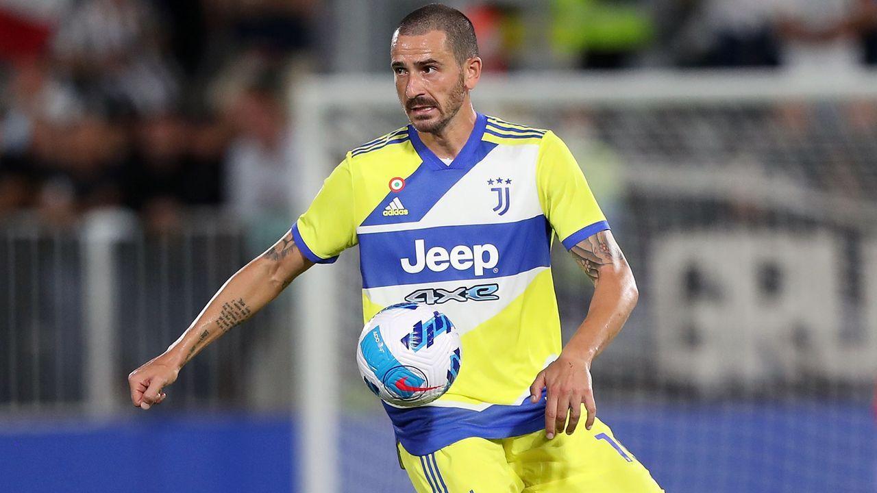 Leonardo Bonucci (Juventus Turin) - Bildquelle: 2021 Getty Images
