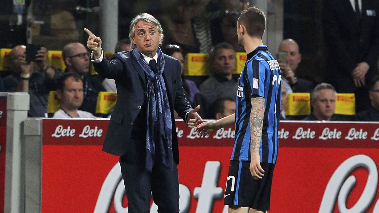 Roberto Mancini (Inter Mailand 2004-08, 2014-16) - Bildquelle: 2016 Getty Images