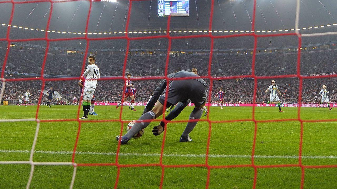 Manuel Neuer (FC Bayern)  - Bildquelle: imago/MIS